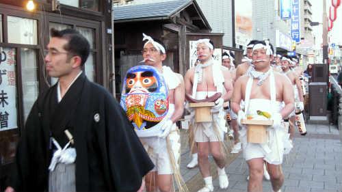 松川だるま